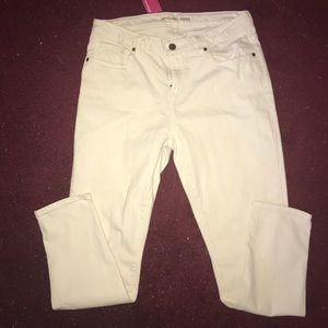 Brand new! White Michael Kors pants